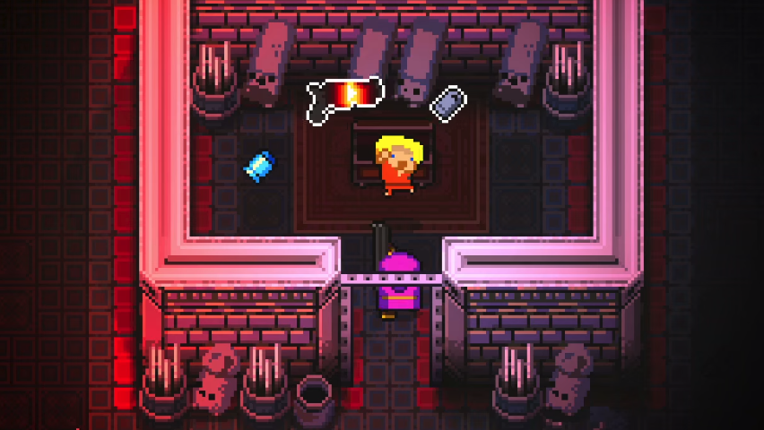 Enter The Gungeon Is More Forgiving On The Nintendo Switch