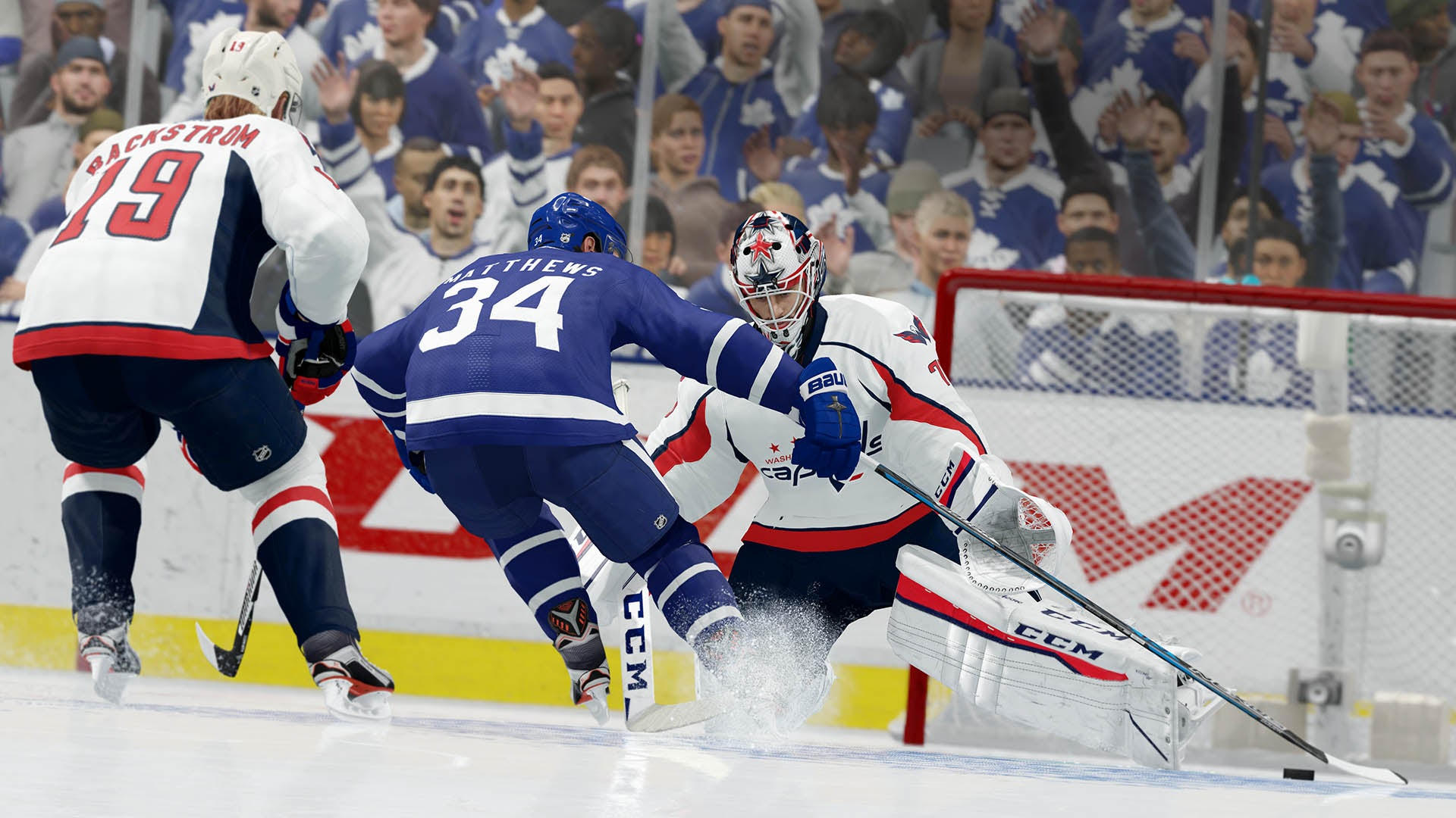 The Nhl Is Hosting An International Tournament For Nhl 18 Kotaku