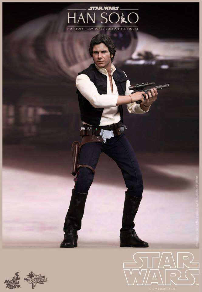 Han & Chewie Figures Look Real Enough To Pull The Ears Off A Gundark