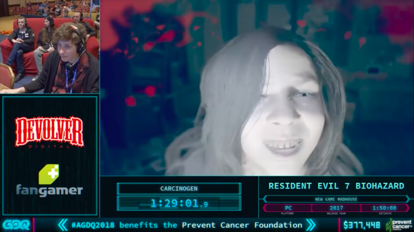 You Have To Watch This Nail Biting Resident Evil 7 Speedrun