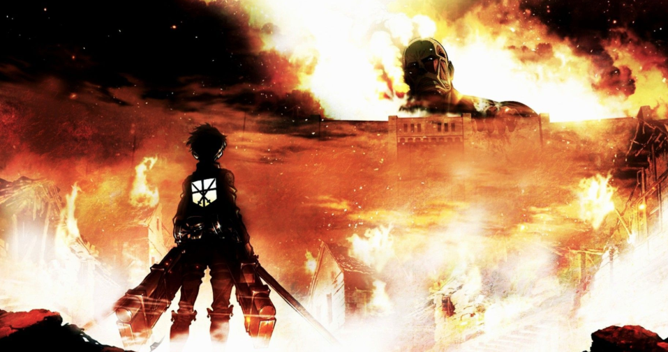 Hollywood Is Making An Attack On Titan Movie