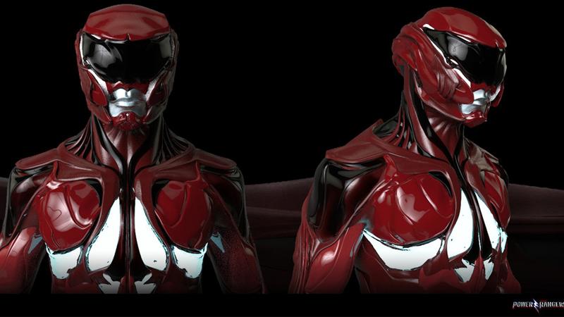 ThisPower RangersMovie Concept Art Shows Creepier Ranger Suits AndMuch Better-Looking Zords