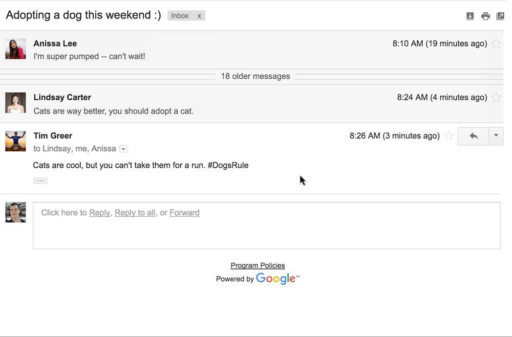 Google Grovels After Gmail 'Mic Drop' April Fool Prank Backfires