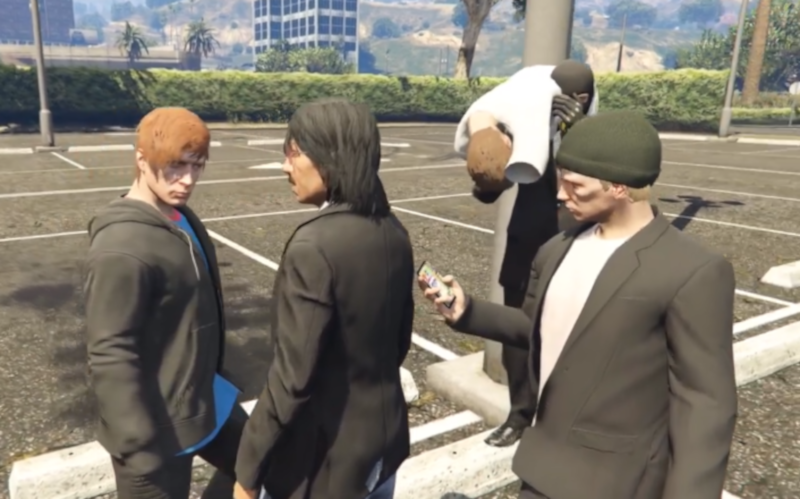 Grand Theft Auto V Role-Playing Has Taken Over Twitch