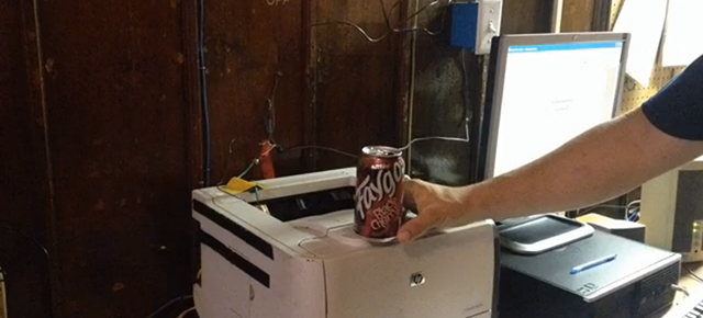 Detroit's Under-Funded Fire Departments Use a Soda Can For a Fire Alarm