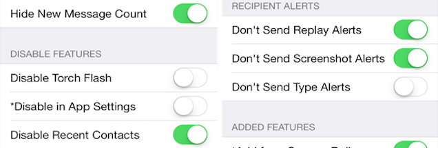 How to Prevent People from Knowing When You've Seen a Message In Apps