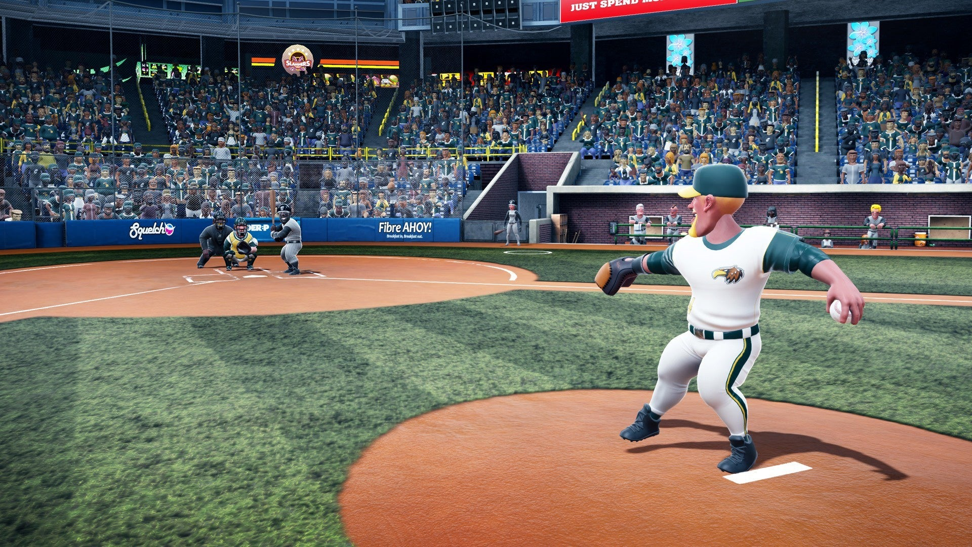 Apparently You Can Just Murder Pitchers In This Baseball Video Game