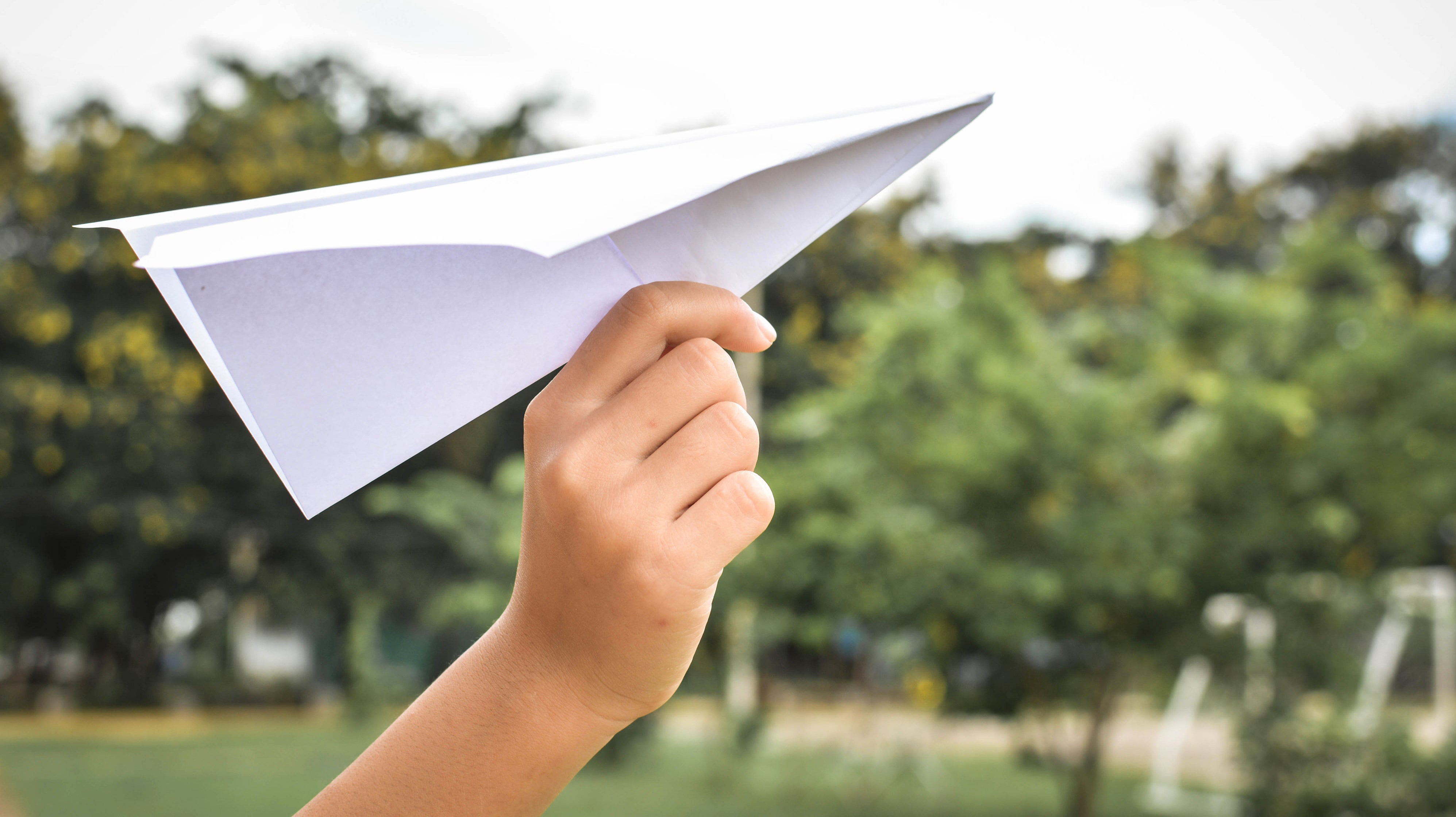 Introduce Your Kid To This Database Of Paper Aeroplanes