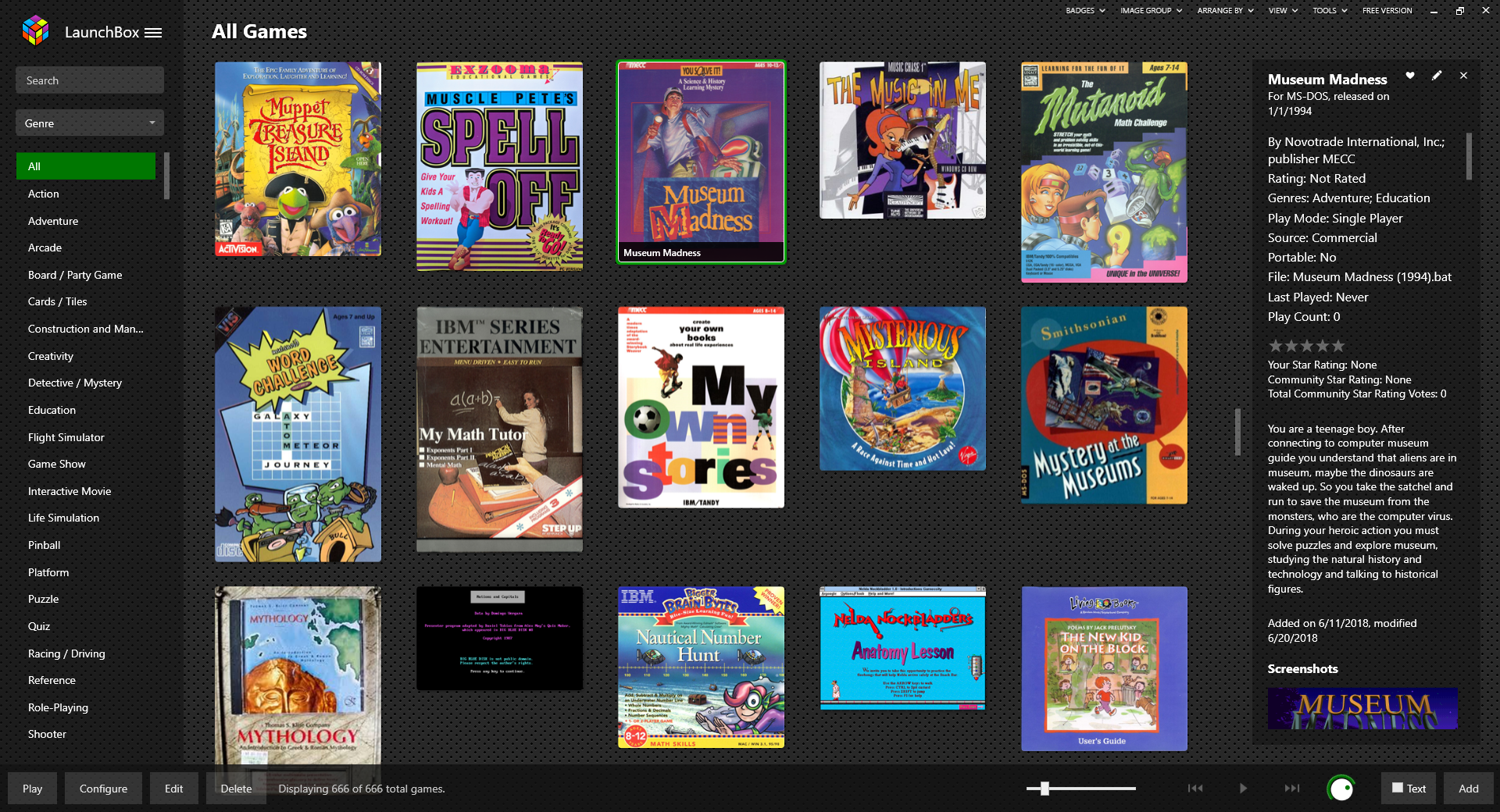 Loads Of Awesome Old PC Games Will Keep Your Damn Kids Busy