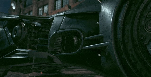 I Am In Love With The Batmobile