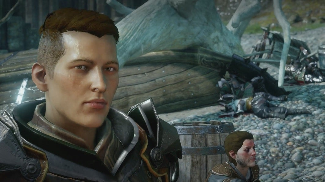 BioWare Put A Lot Of Work Into Dragon Age's Trans Character