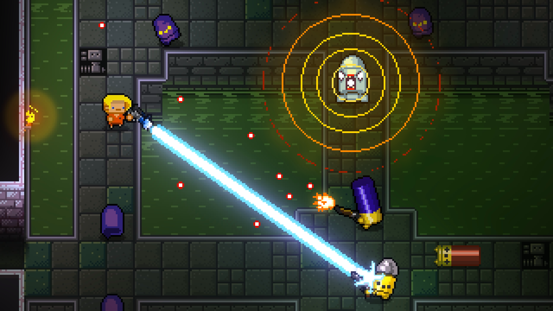 Enter The Gungeon Is Scratching My Spelunky Itch