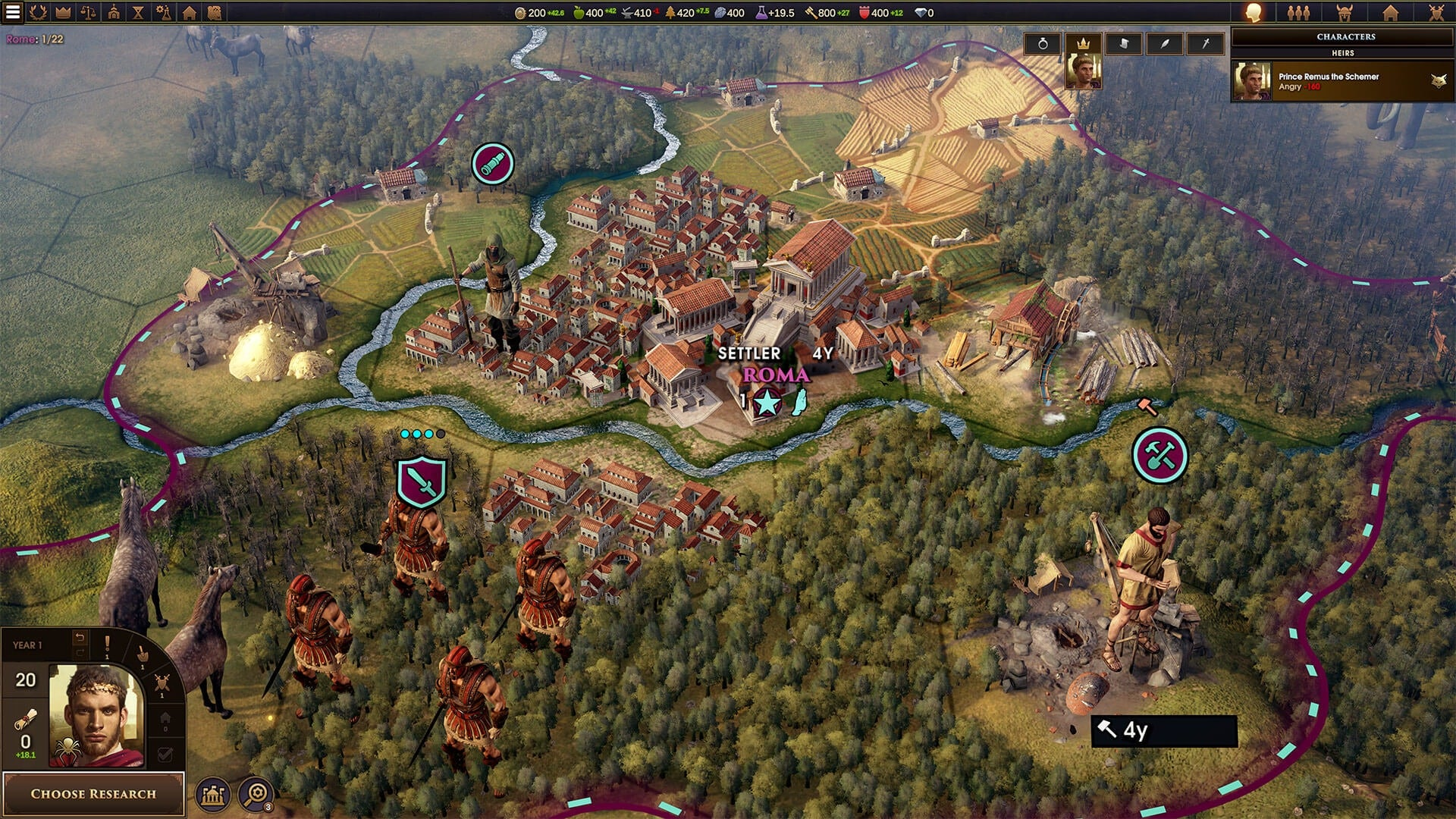 Old World Is Teaching Strategy Games Some New Tricks