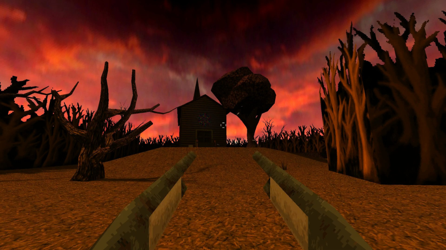 Dusk Gets What Made Classic Shooters Great