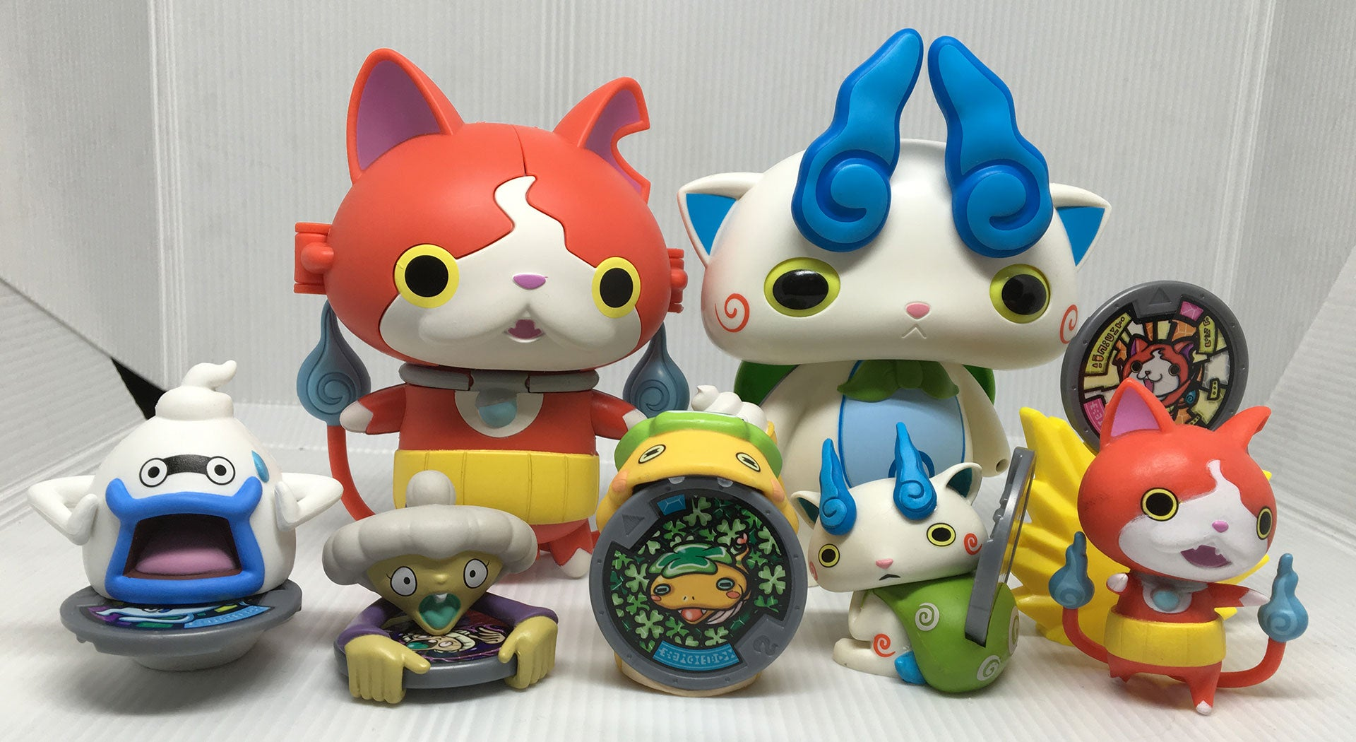 Forget The Apple Watch, The Yo-Kai Watch Toys Are Here