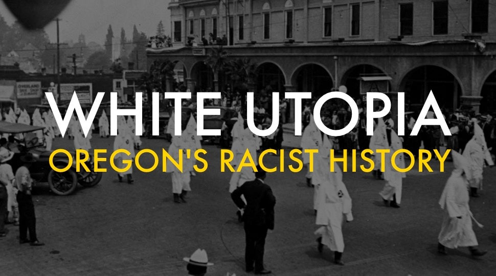 The US State Of Oregon Was Founded As A Racist Utopia