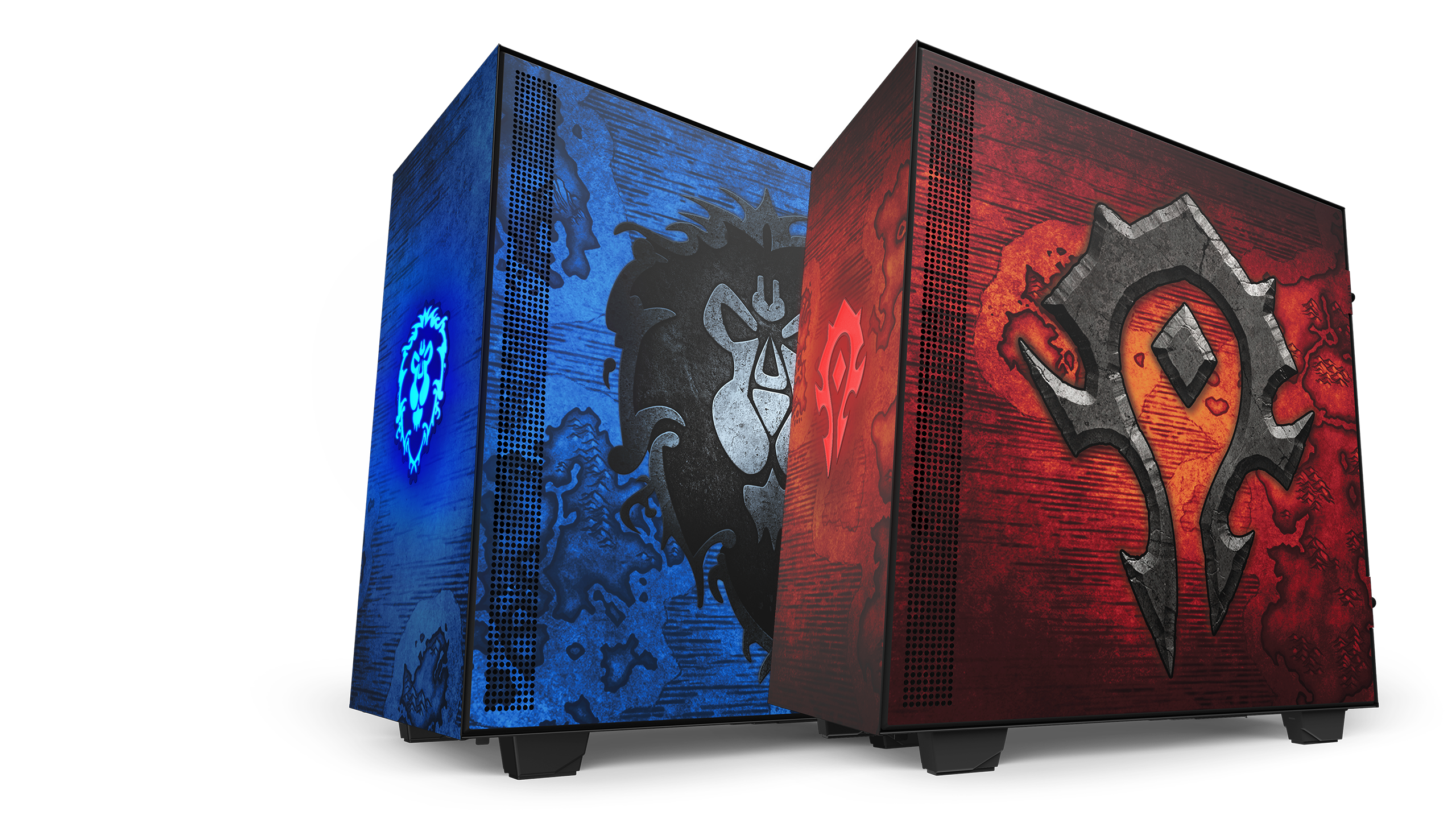 Custom World Of Warcraft PC Cases For The Horde (And The Alliance)