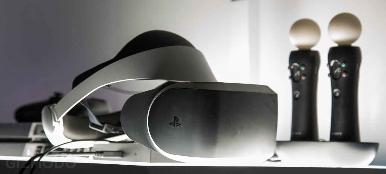 Sony's Project Morpheus Headset Will Go On Sale In 2016