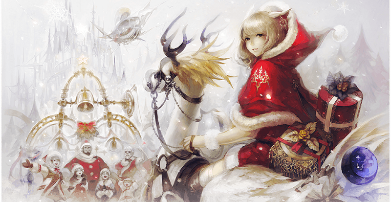 You Can Celebrate Christmas In These Video Games
