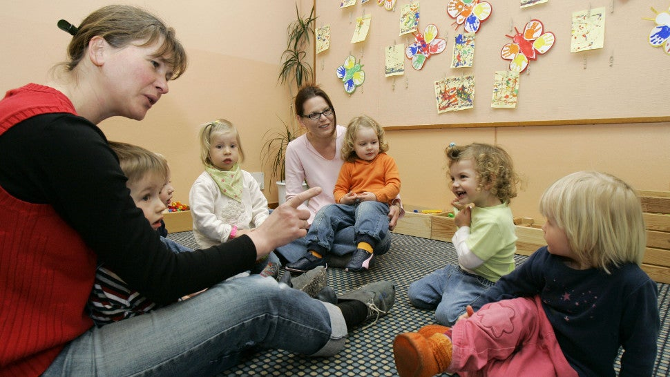 Should Unvaccinated Kids Be Banned From Daycare?
