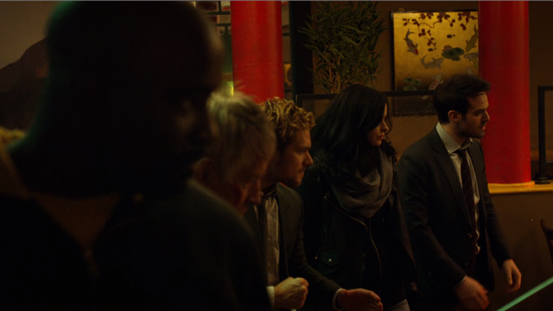 DEFENDERS Is Netflix's Least Watched MARVEL Premiere, According to Study