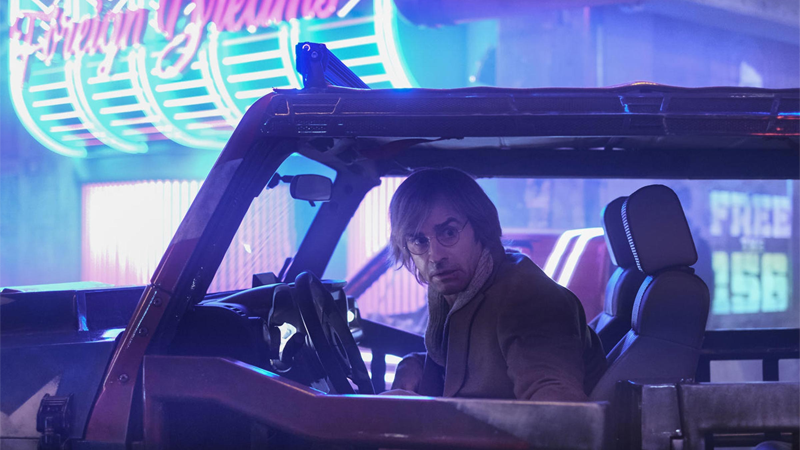 Check Out The First Footage From Duncan Jones's 'Mute'