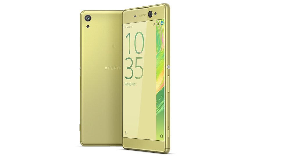 New Sony Phone Goes For Selfie Crowd With Giant Front Camera