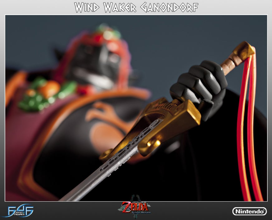 The Wind Waker Ganondorf Statue Is One Magnificent Bastard
