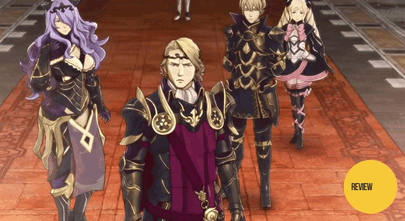 Fire Emblem Fates: Birthright and Conquest: The Kotaku Review