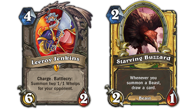 Blizzard Nerfs Two Popular Hearthstone Cards