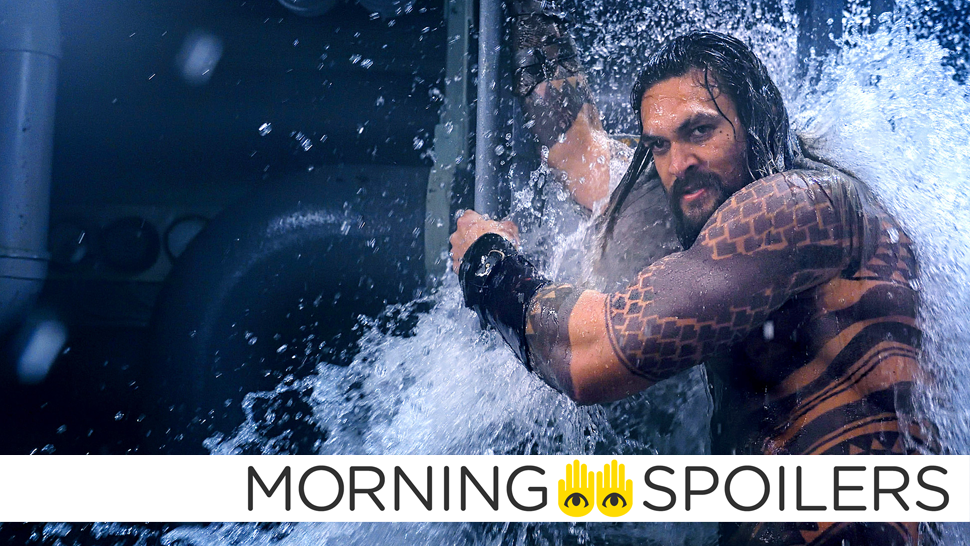 Updates From Aquaman And Captain Marvel