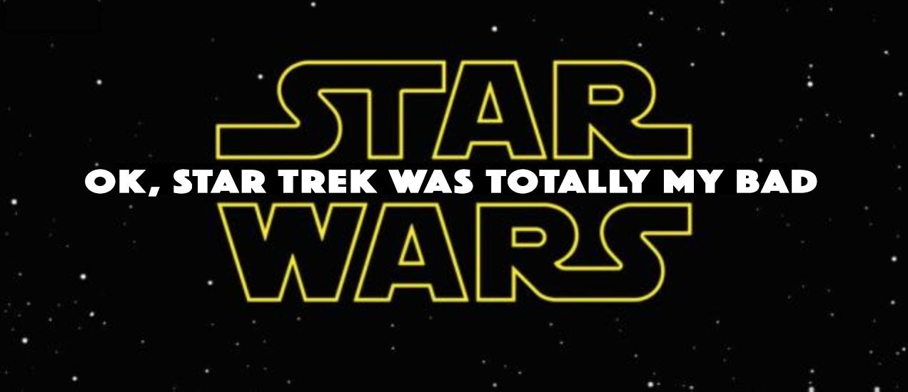 11 Star Wars Titles Better Than The Force Awakens