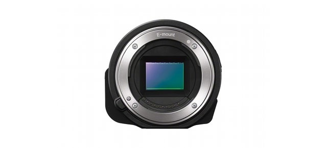 Sony QX1: A Weird Interchageable-Lens Camera You Strap to Your Phone