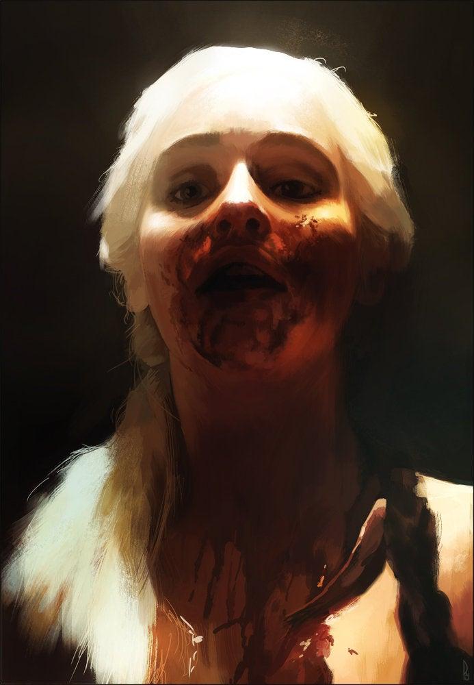 Reminder: Daenerys Ate A Heart