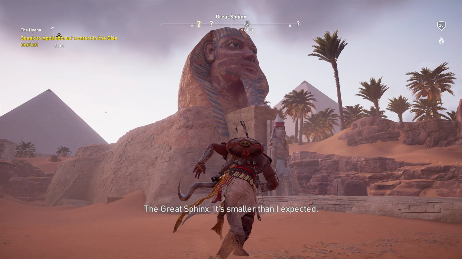 Tips For Playing Assassin's Creed Origins [Updated