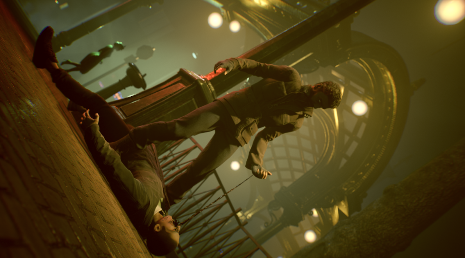 Vampire: The Masquerade Bloodlines Is Getting A Sequel, And It Looks Pretty Good