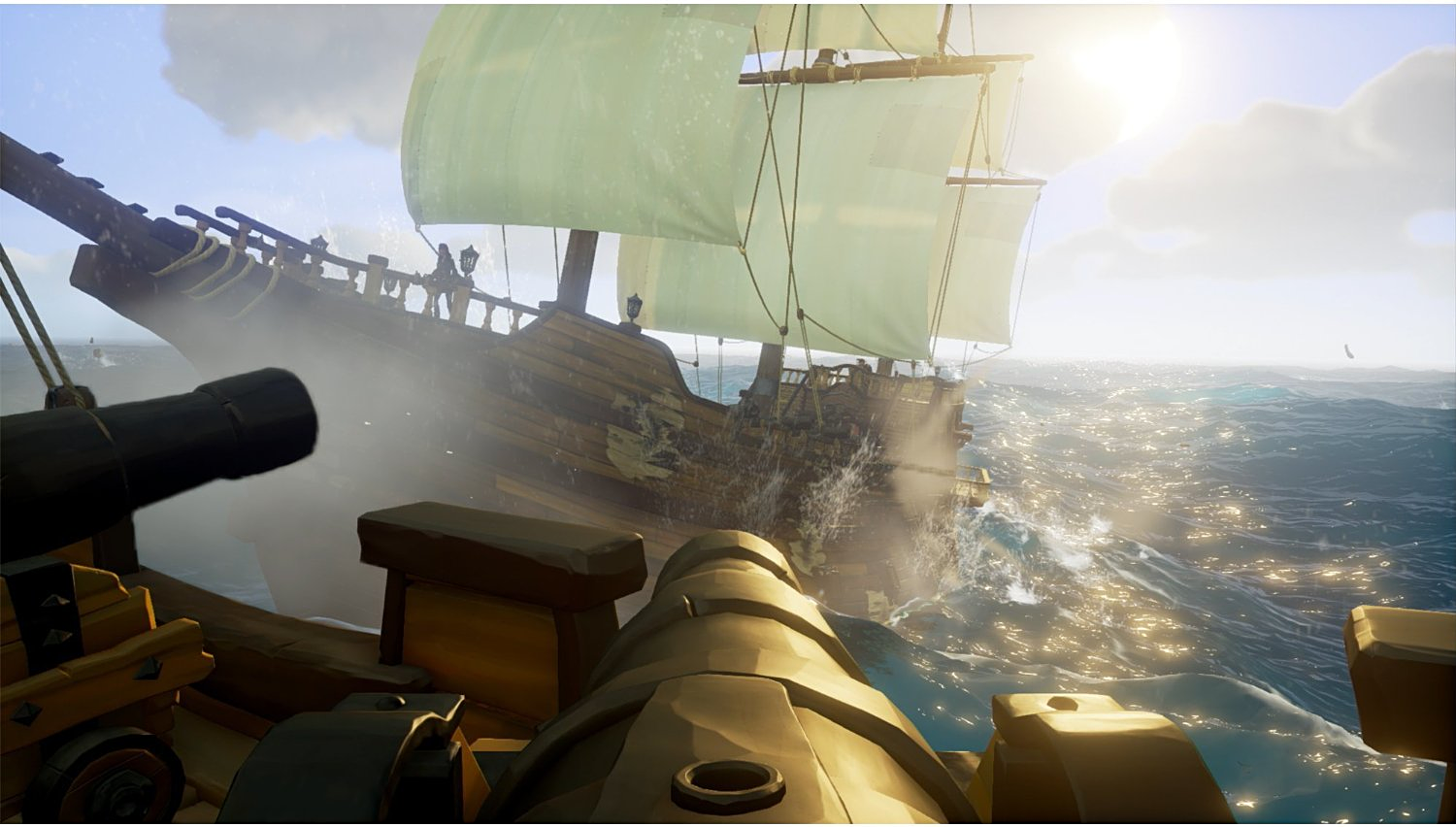 Sea Of Thieves Gets Its First Wave Of Hackers