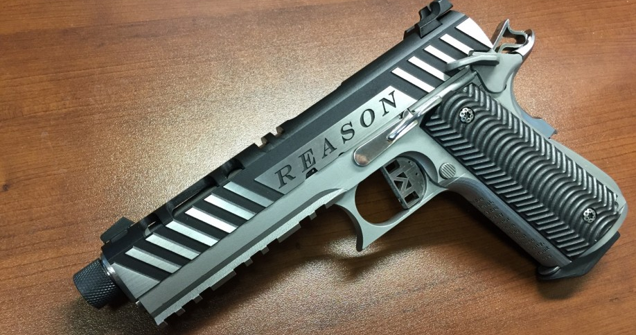 The World Just Got A New, Entirely 3D-Printed Metal Gun