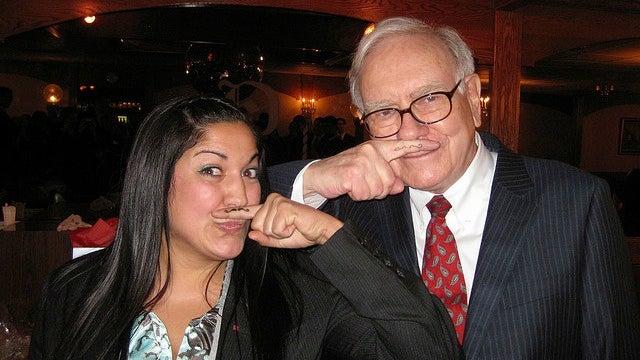 Use Warren Buffett's