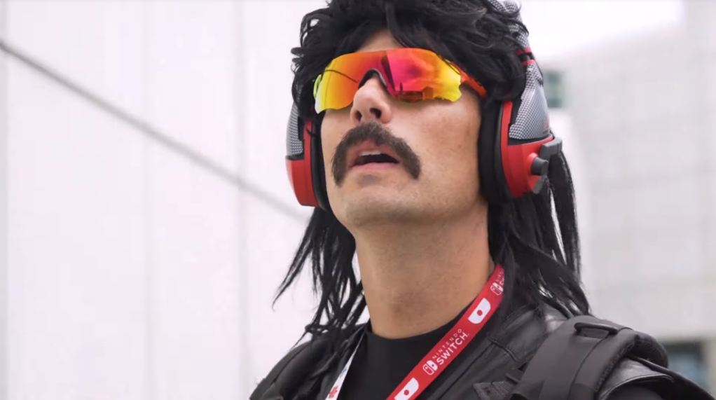 Two Weeks After Suspending Dr. Disrespect For Livestreaming In Bathroom, Twitch Restores His Channel