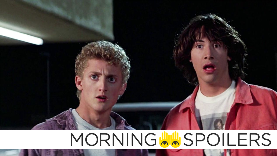 Another Familiar Face Is Confirmed For Bill & Ted 3