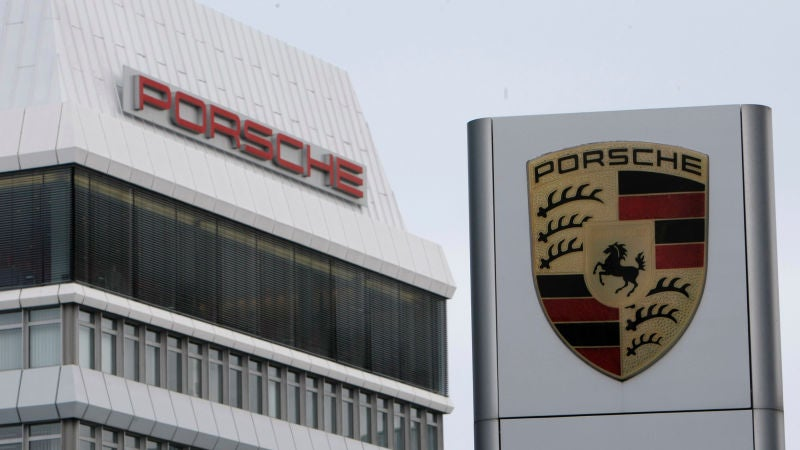 Germany Orders Porsche To Recall 22,000 SUVs Over Alleged Defeat Device