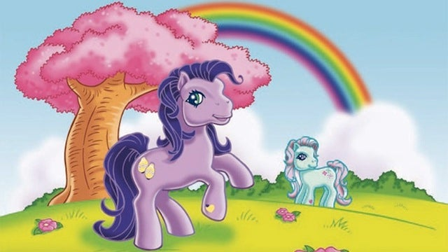 12 Strange And Disturbing Facts About The Original My Little Pony