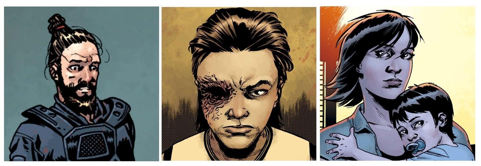 No, The Walking Dead Comic Hasn't Gotten Boring