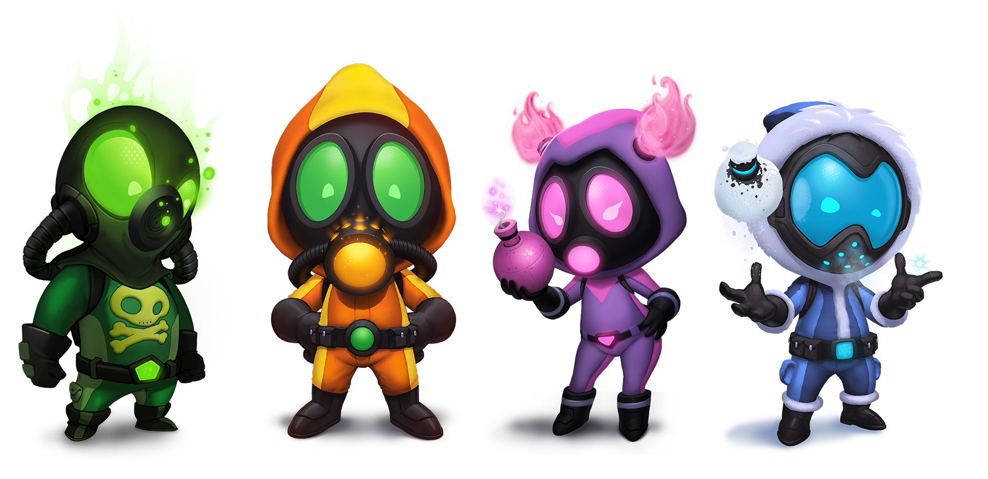 If Bomberman Were Alive Today He'd Want To Be In Burnstar