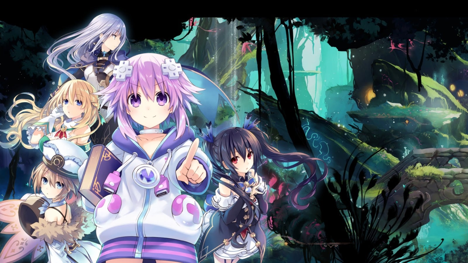 Super Neptunia RPG Is Cute But Shallow, Which Is Exactly What I Wanted