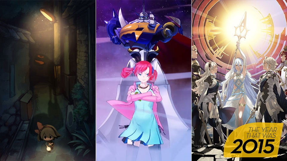 The Best Japan-Only Games of 2015