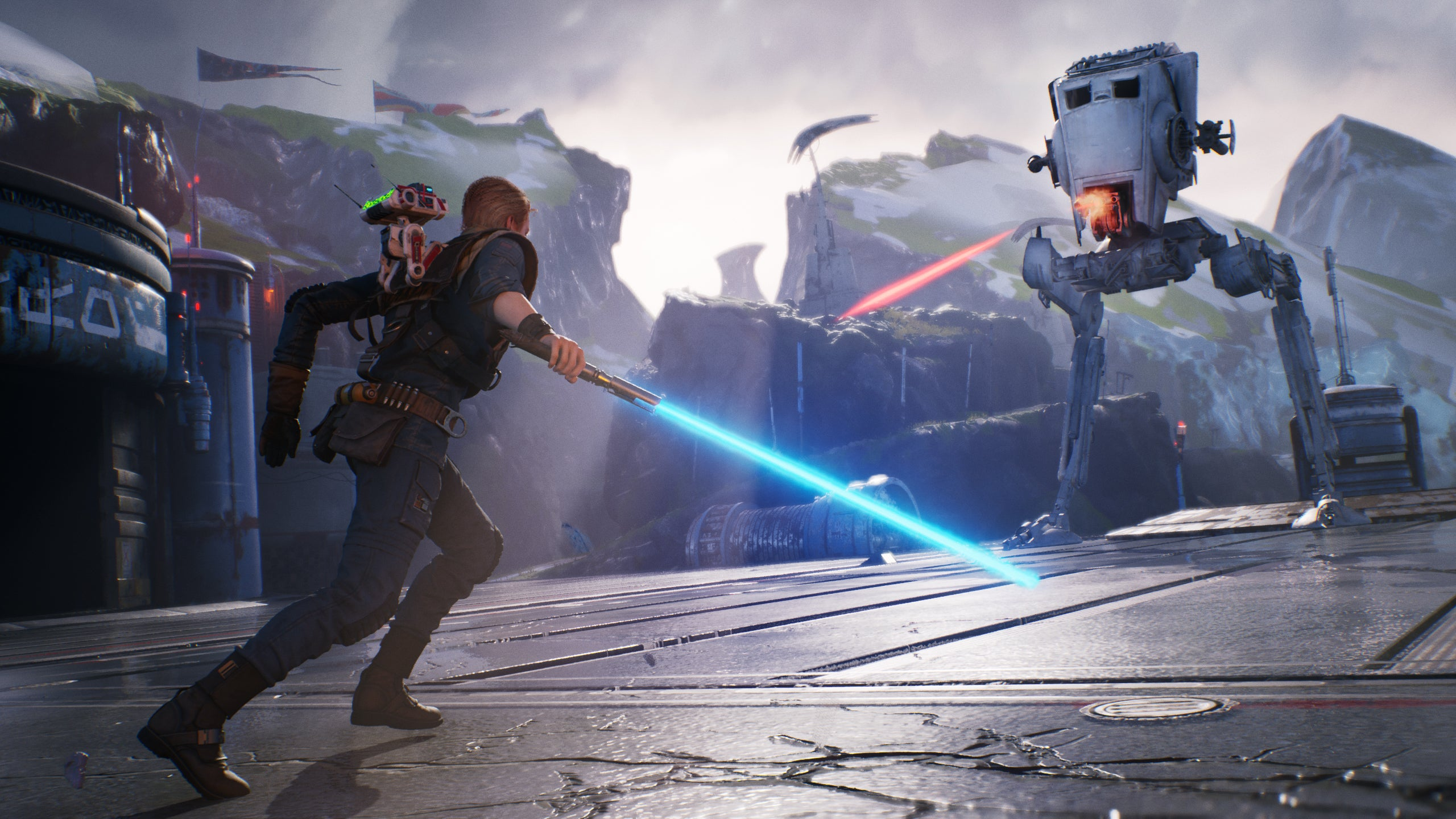 Maverick, One Of EA's Star Wars Projects, Has Apparently Leaked Onto The PlayStation Network.