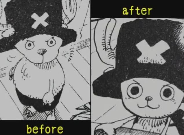 How One Piece Characters Have Evolved