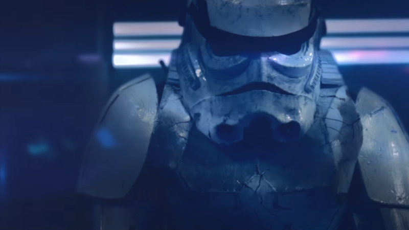 A Stormtrooper Is Haunted By His Past In This Stunning Star Wars Fan Film